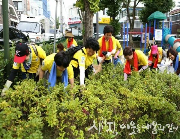 신처지_광주교회_자원봉사_거리정화활동_(3)